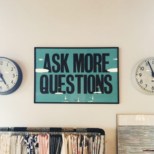 Sign, ask more questions, research