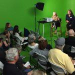 Talking Social Media Marketing with San Diego Media Pro's (Photo Courtesy of San Diego Media Pros)